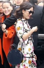 Constance Wu Arriving at the BUILD Series in New York