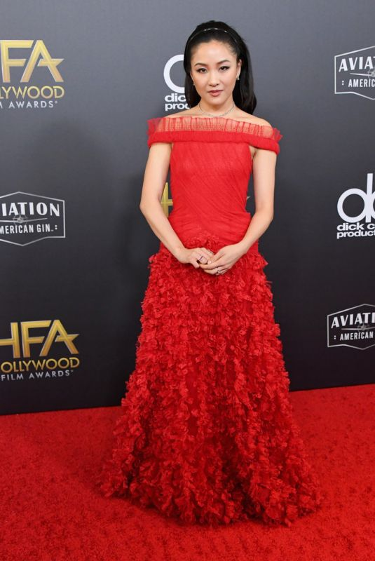 Constance Wu At 22nd Annual Hollywood Film Awards in Beverly Hills