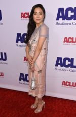 Constance Wu At ACLU Bill of Rights Dinner, Los Angeles