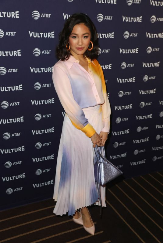 Constance Wu At Vulture Festival Presented By AT&T - DAY 1 in Hollywood