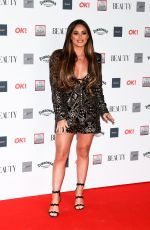Courtney Green At The Beauty Awards, London, UK