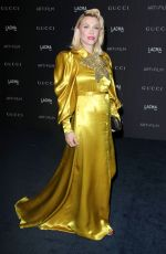 Courtney Love Attends the LACMA Art and Film Gala in Los Angeles