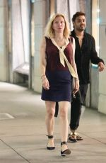 Courtney Love Leaving Gucci in Beverly Hills