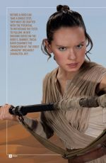 Daisy Ridley For Star Wars Insider Special Edition 2019