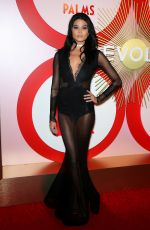 Daniela Braga At Revolve Hosts 2nd Annual Revolve Awards at Palms Casino Resort in Las Vegas