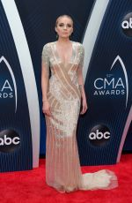 Danielle Bradbery At The 52nd Annual CMA Awards in Nashville