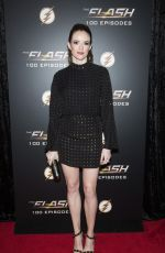 Danielle Panabaker At Celebration Of 100th Episode of CWs The Flash