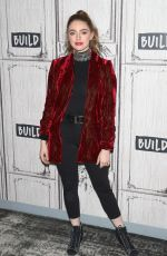 Danielle Rose Russell Attends the Build Series to discuss