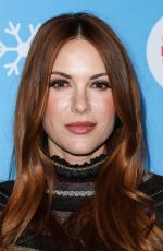 Danneel Harris At Gingerbread House Experience, Los Angeles