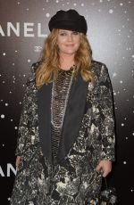 Drew Barrymore At Museum of Modern Art