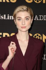 Elizabeth Debicki At Deadline Contenders, Panels, Los Angeles