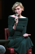 Elizabeth Debicki At SAG-AFTRA Foundation Conversations for