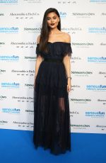 Emily Canham At The SeriousFun London Gala 2018 held at The Roundhouse, London