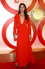 Emily DiDonato At Revolve Hosts 2nd Annual Revolve Awards at Palms Casino Resort in Las Vegas