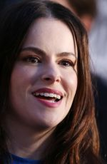 Emily Hampshire At
