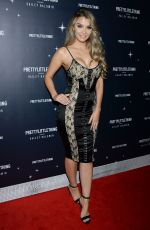 Emily Sears At PrettyLittleThing x Hailey Baldwin Event in Los Angeles