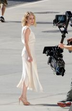 Emma Roberts Poses for a new Hugo Boss Women