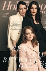 Emma Stone At The Hollywood Reporter