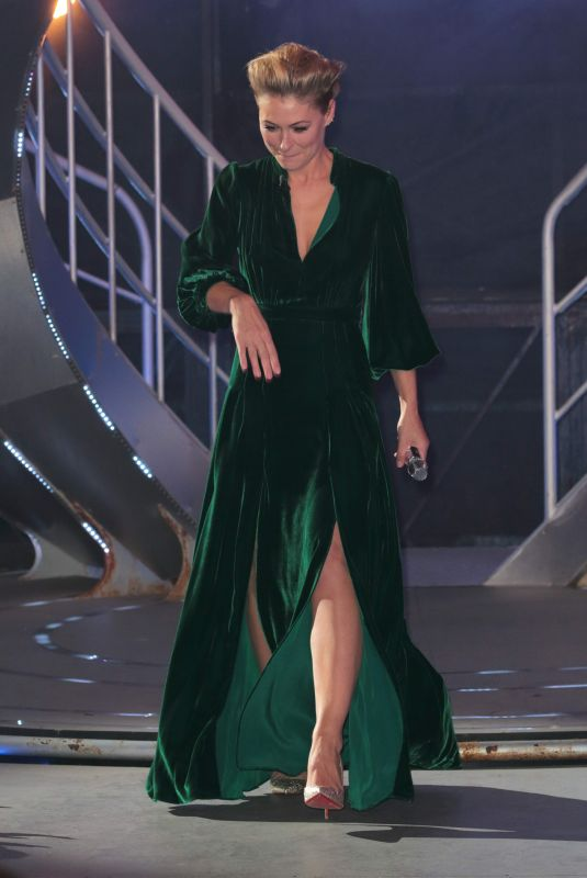Emma Willis At Big Brother Final 2018 in London