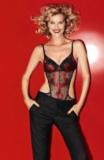 Eva Herzigova For New underwear by Yamamay