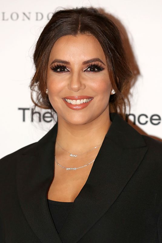 Eva Longoria At The 9th Annual Global Gift Gala in London