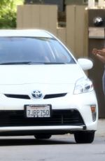 Eva Mendes Out in Los Angeles
