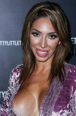 Farrah Abraham At PrettyLittleThing x Hailey Baldwin launch event, Los Angeles