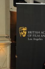 Felicity Jones At BAFTA Los Angeles Reception with Felicity Jones