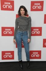 Gemma Arterton At BBC One