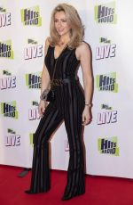 Gemma Merna At Hits Radio Live 2018 in Manchester Arena