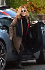 Geri Halliwell Out in London