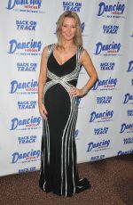 Gillian Taylforth At Dancing With Heroes charity fundraiser, London, UK