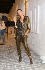 Gisele Bundchen At Rosa Cha store opening, Los Angeles