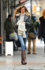 Gisele Bundchen Out and about in NYC