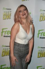 Grace Chatto At Hits Radio Live, Manchester Arena, UK