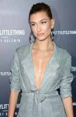 Hailey Baldwin At PrettyLittleThing x Hailey Baldwin Event in Los Angeles