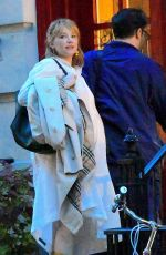 Haley Bennett and boyfriend Joe Wright Heading home after a dinner date in NYC