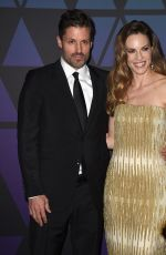 Hilary Swank At 10th Annual Governors Awards in Hollywood