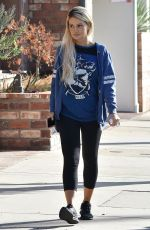 Holly Madison Sighting in Los Angeles