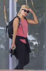Holly Willoughby Enjoys a day off from filming Down Under on Australia
