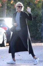 Holly Willoughby Out & About in London
