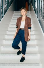 Immy Waterhouse At Brasserie of Light opening, Selfridges, London, UK