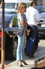 India Eisley Waited to grab lunch at a restaurant in Beverly Hills