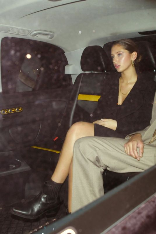 Iris Law Attends the Annabel