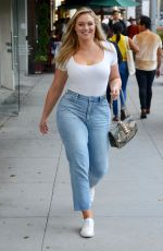 Iskra Lawrence Out in Beverly Hills