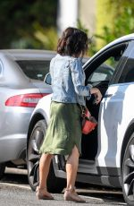 Jenna Dewan Out and about in Santa Monica