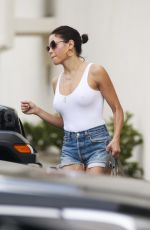 Jenna Dewan Out in Palm Springs