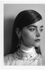 Jenna Louise Coleman - Owen Reynolds photoshoot for Flaunt - November 2018