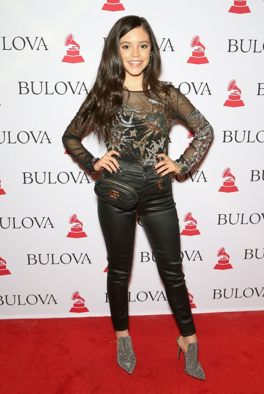 Jenna Ortega At Gift lounge during the 19th annual Latin GRAMMY Awards at MGM Grand Hotel & Casino in Las Vegas