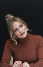 Jennifer Lopez At Second Act Press Conference Portraits at The Four Seasons Hotel in Beverly Hills